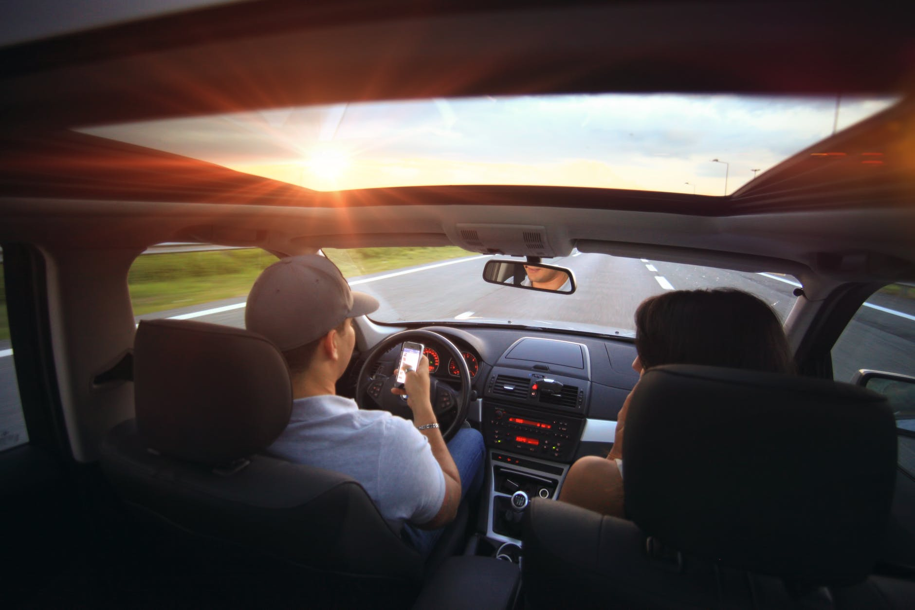 How to Prevent Distracted-Employee Driving and Lower the Cost of Your Auto Insurance